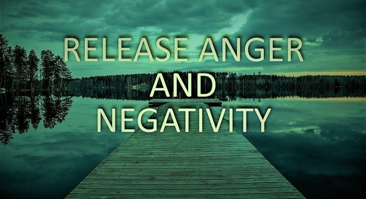 Energy Healing to Release Anger