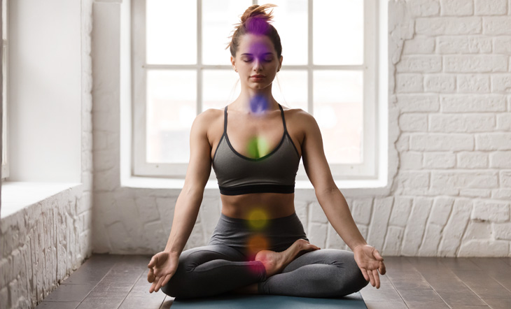 Balancing and Healing Your Chakras and Your Weight